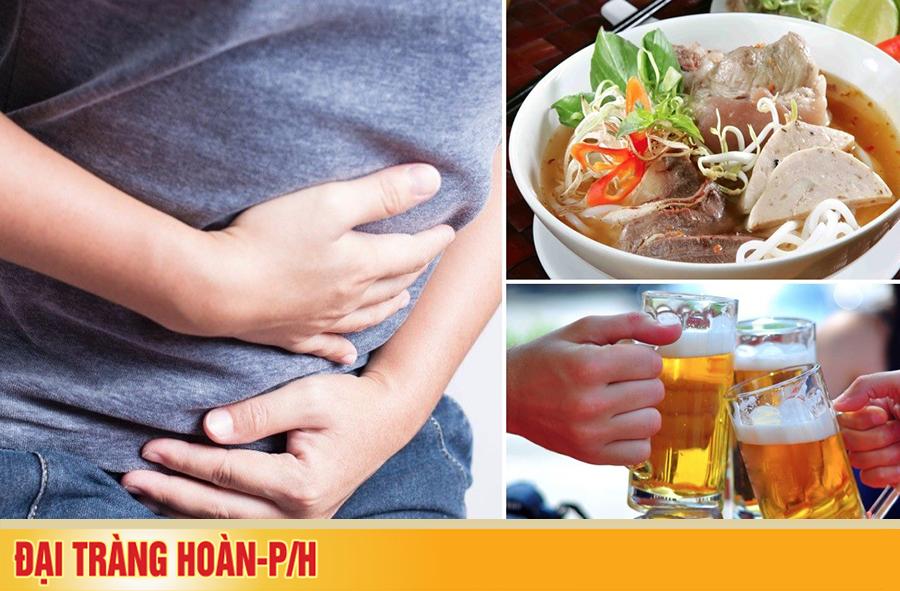 Chứng tiêu chảy ngay sau khi ăn, làm sao khắc phục
