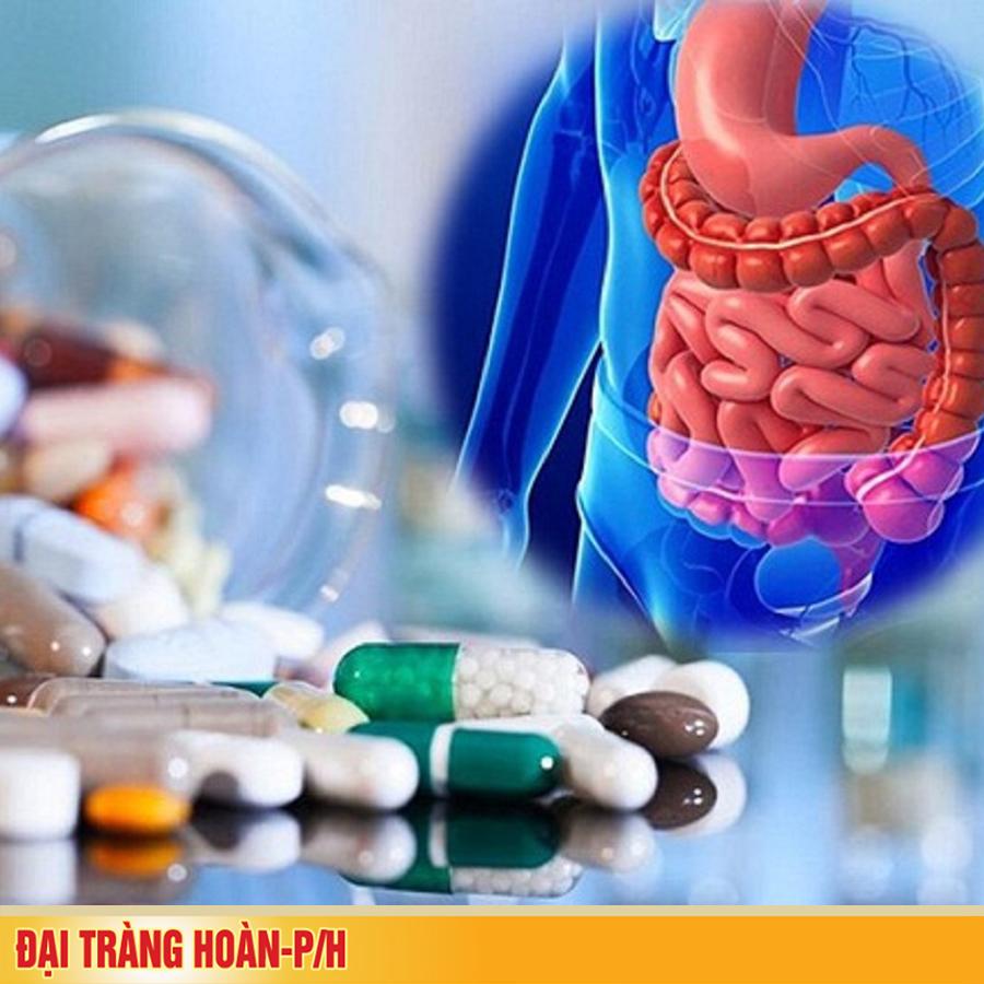 Thuốc chữa viêm đại tràng mạn tính hiệu quả?